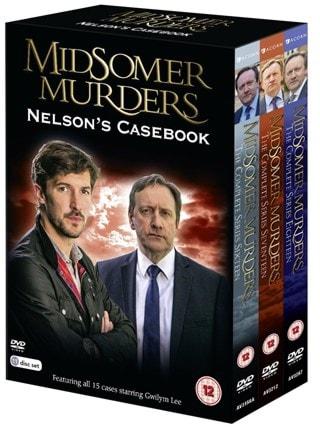 Midsomer Murders: Nelson's Casebook