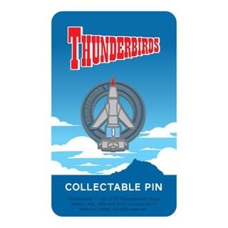 Thunderbird 1 Pin Badge
