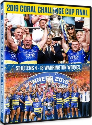 2019 Coral Challenge Cup Final - St Helens 4-18 Warrington Wolves