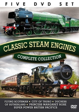 Classic Steam Engines: Complete Collection