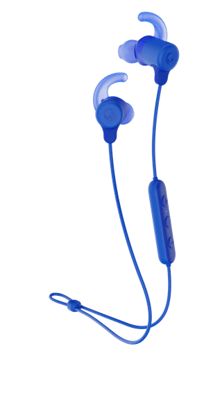 Skullcandy Jib+ Active Blue Bluetooth Earphones