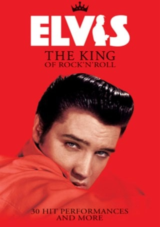 Elvis Presley: King of Rock and Roll