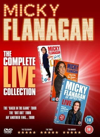 Micky Flanagan: The Complete Live Collection