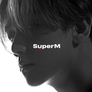 SuperM - The First Mini Album (Baekhyun Version)