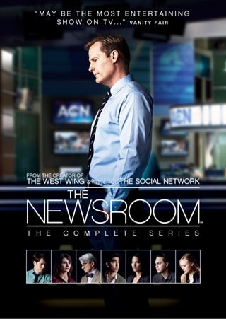 The Newsroom: The Complete Series