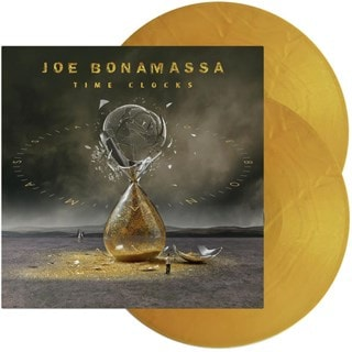 Time Clocks - Limited Edition Gold Vinyl