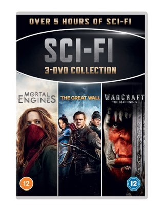 Sci-fi: 3-movie Collection