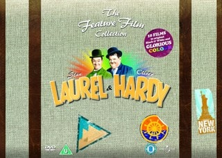 Laurel and Hardy: The Feature Film Collection