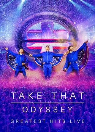 Take That: Odyssey - Greatest Hits Live