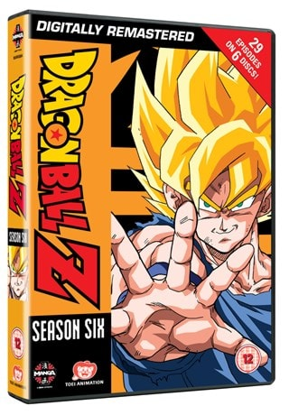 Dragon Ball Z: Complete Season 6