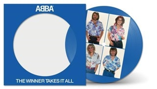 The Winner Takes It All - Picture Disc