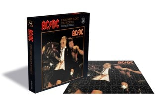 AC/DC: If You Want Blood: 500 Piece Jigsaw Puzzle