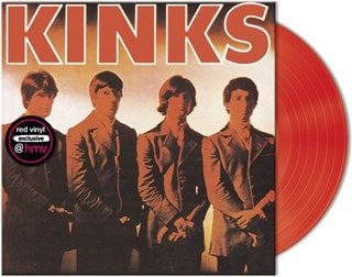 Kinks (hmv Exclusive) Red Vinyl