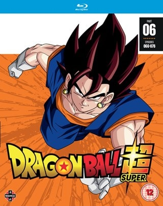 Dragon Ball Super: Part 6