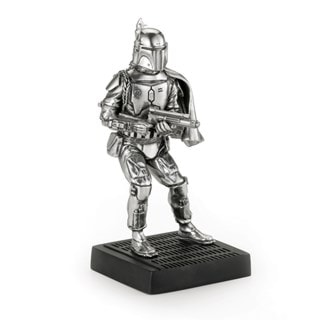 Royal Selangor: Star Wars: Boba Fett Figurine