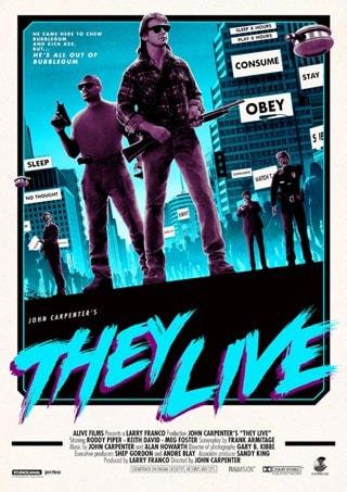 They Live: Matt Ferguson Movie Poster