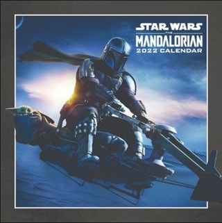 The Mandalorian: Star Wars: Square 2022 Calendar