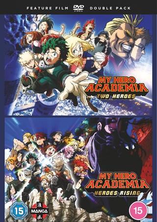 My Hero Academia: Two Heroes/My Hero Academia: Heroes Rising