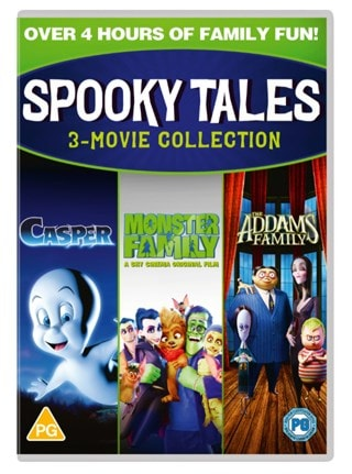 Spooky Tales: 3-movie Collection