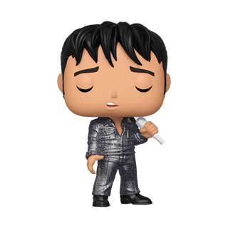 Elvis '68 Comeback Special: Diamond Glitter ( hmv Exclusive) Pop Vinyl