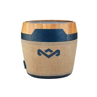 House Of Marley Chant Mini Navy Bluetooth Speaker