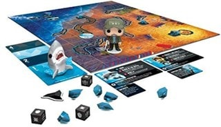 Jaws 100 Expandalone Funkoverse Pop Vinyl Strategy Board Game