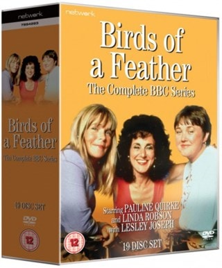 Birds of a Feather: The Complete Series 1-9