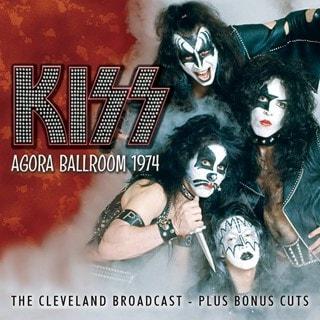 Agora Ballroom 1974: The Cleveland Broadcast