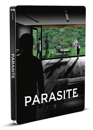 Parasite: Black and White Edition Limited Edition 4K Ultra HD Steelbook
