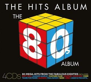 The Hits Album: The 80s Pop Album