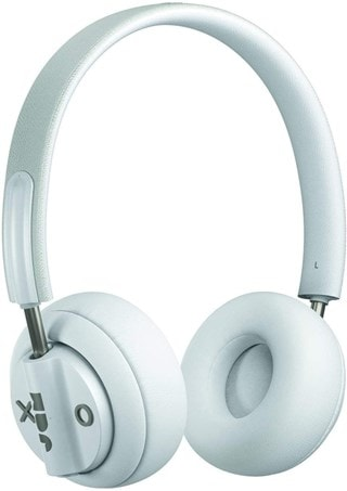 Jam Out There Grey Active Noise Cancelling Bluetooth Headphones