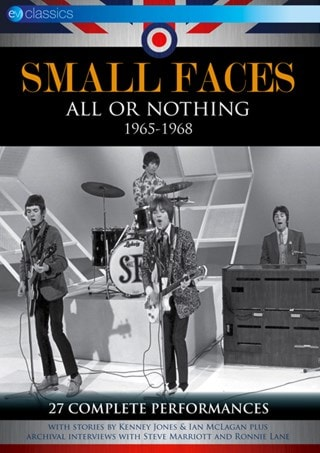 Small Faces: All Or Nothing - 1965-1968