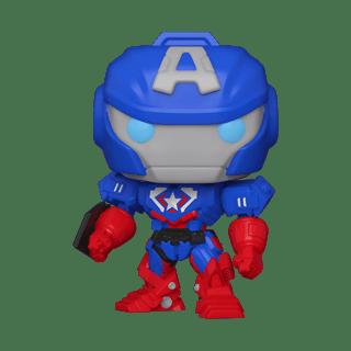 Captain America (829) Avengers: Marvel Mech Pop Vinyl