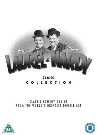 Laurel and Hardy: The Collection