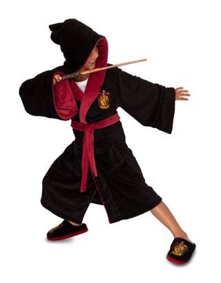 Harry Potter: Gryffindor Kids Medium Fleece Robe