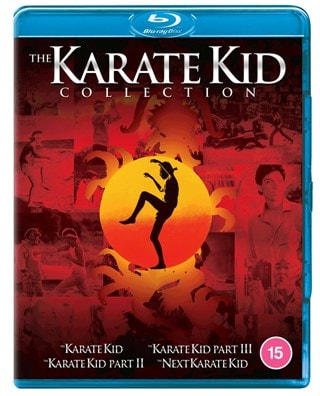 The Karate Kid/The Karate Kid 2/The Karate Kid 3/Next Karate Kid