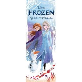 Frozen: Slim 2022 Calendar