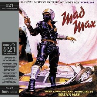 Mad Max (hmv Exclusive) the 1921 Centenary Edition Coloured Vinyl