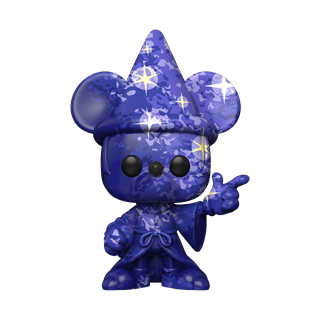 Mickey Artist Series #1 Stars (TBC) Fantasia 80th Anniversary: Disney Pop Vinyl