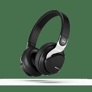 Mixx Audio JX2 Black Over Ear Bluetooth Headphones