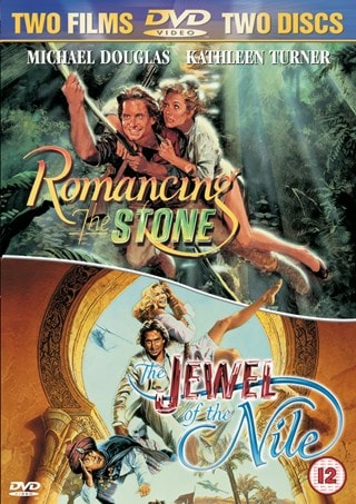 Romancing the Stone/The Jewel of the Nile