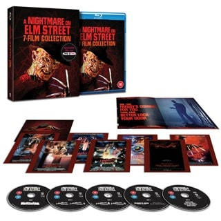 A Nightmare On Elm Street: Collection (hmv Exclusive) Ultimate Collector's Edition