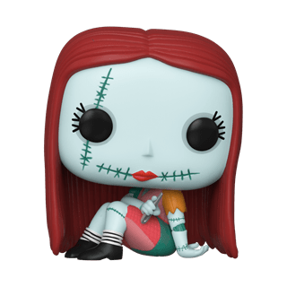 Sally Sewing (806) The Nightmare Before Christmas: Disney Pop Vinyl