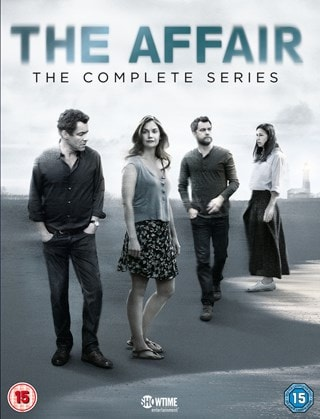 The Affair: Seasons 1-5