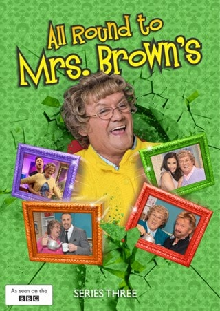 All Round to Mrs Brown's: Series 3