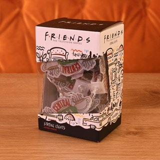 Central Perk: Friends String Lights