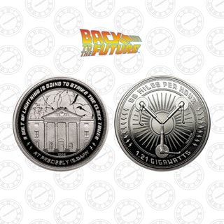 Back To The Future Coin