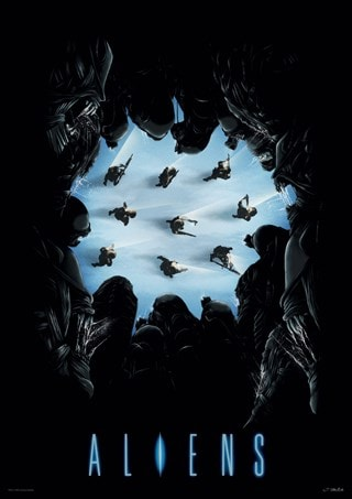 Aliens Limited Edition Art Print