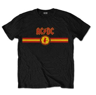 AC/DC: Logo And Stripe (hmv Exclusive)