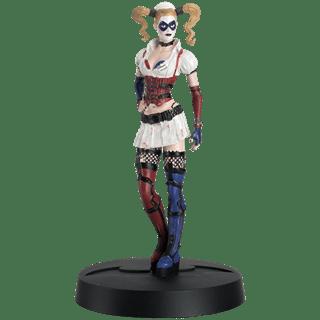 Harley Quinn: Batman Arkham Asylum Figurine: Hero Collector